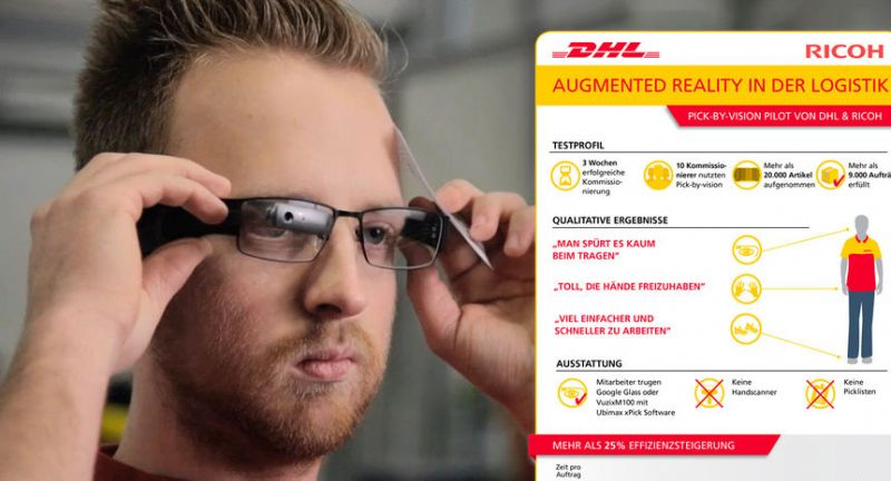 DHL, Augmented, Reality