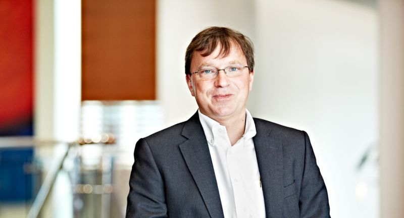 Klaus-Michael, Vogelberg, Chief, Technology, Officer, bei, der, Sage, Group, plc