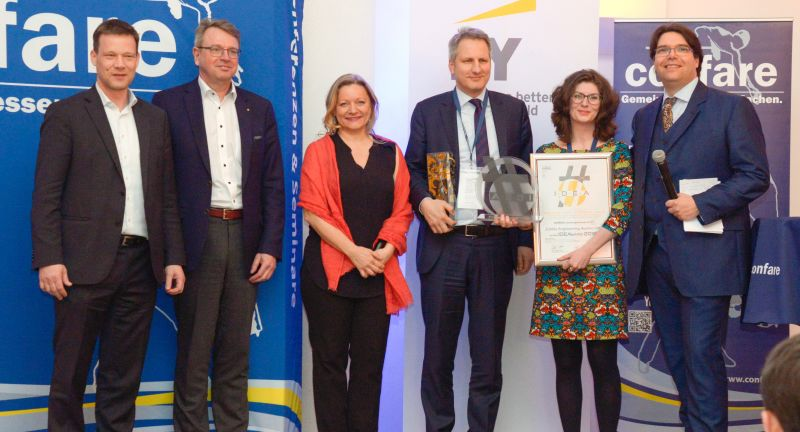 Pressebilder, Zühlke, IDEAward, 2018, Informationstechnologie, AMID, PR, -, Press'n'Relations, Zühlke