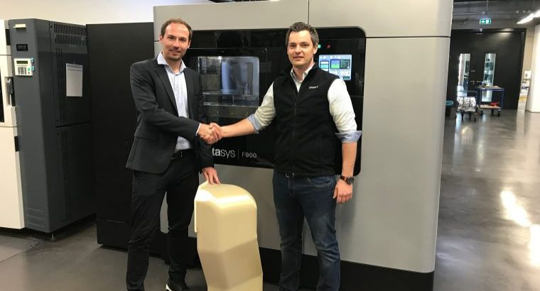Stratasys, Bombardier, 3D-Druck