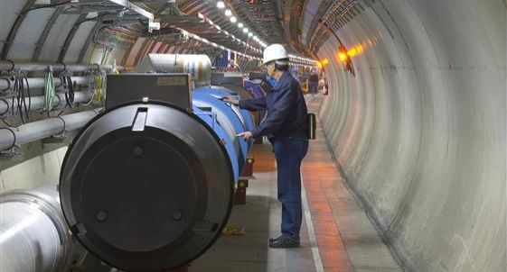 Cern, Large, Hadron, Collider