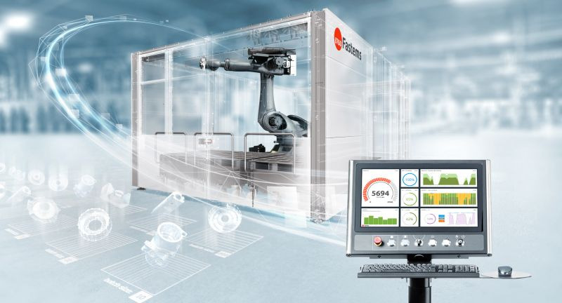 Fastems, RoboCell, One