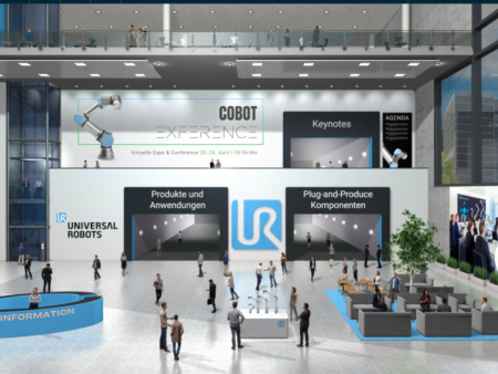 Universal, Robots, Cobot, Exference