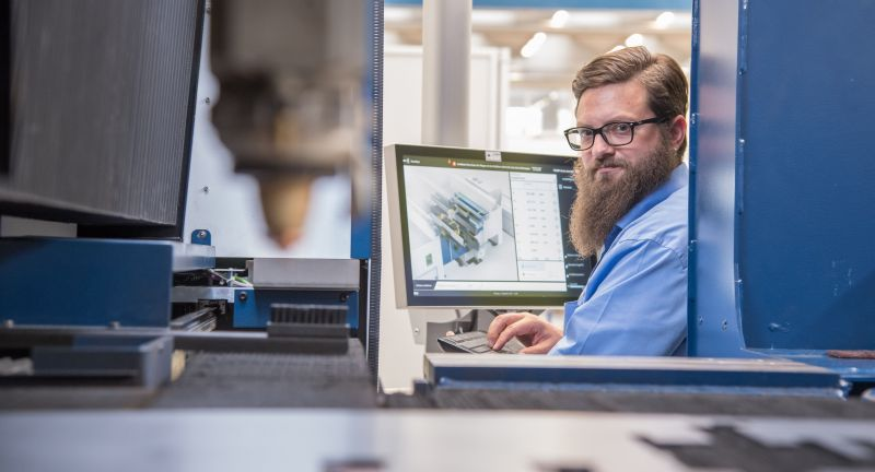 vernetzte Fertigung,connected manufacturing,Industrie 4.0,digita